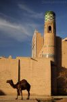 The oasis of Khiva
