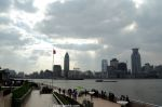The Bund seen from Pudong District